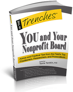 You and Your Nonprofit Board book cover